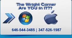 computer repair company the wright corner